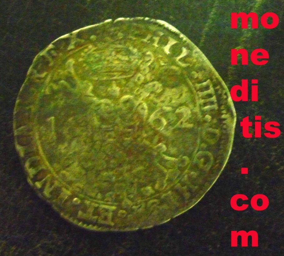 Patagón 1662. Felipe IV.  Brujas.  15