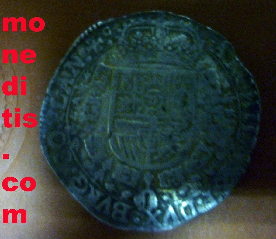 Patagón 1662. Felipe IV.  Brujas.  25