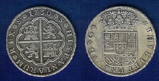Felipe V 1730 Sevilla
