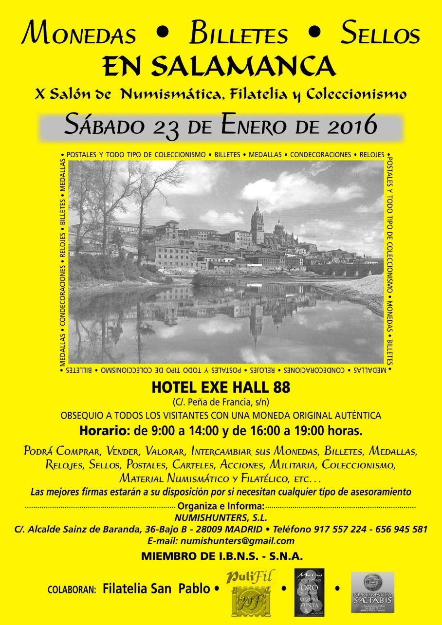 Cartel X Salón Salamanca 23012016