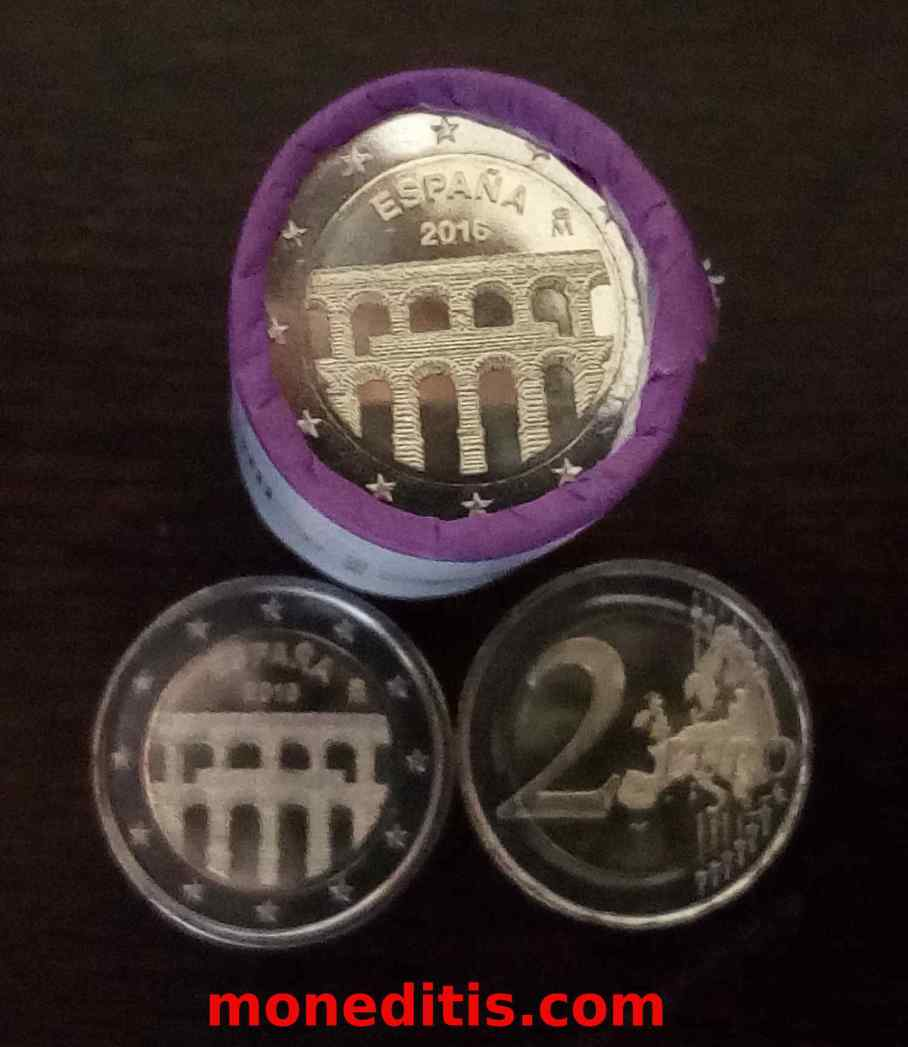 Puesta en circulación Euros España 2016 23